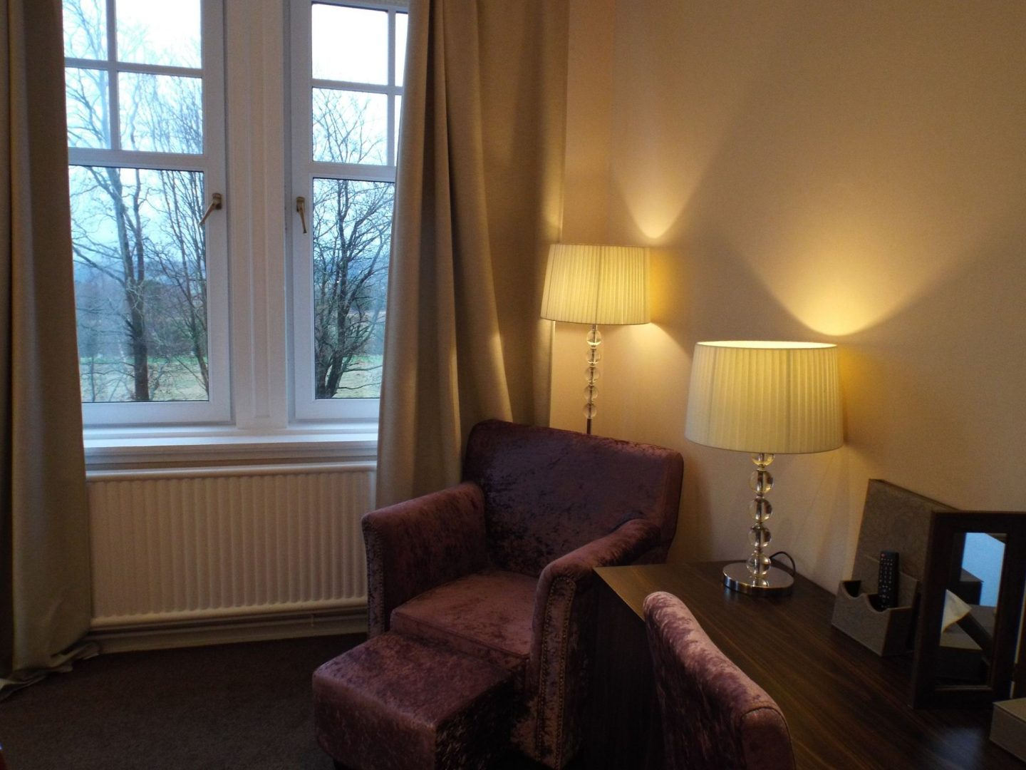 Tinto Hotel, Biggar, Review