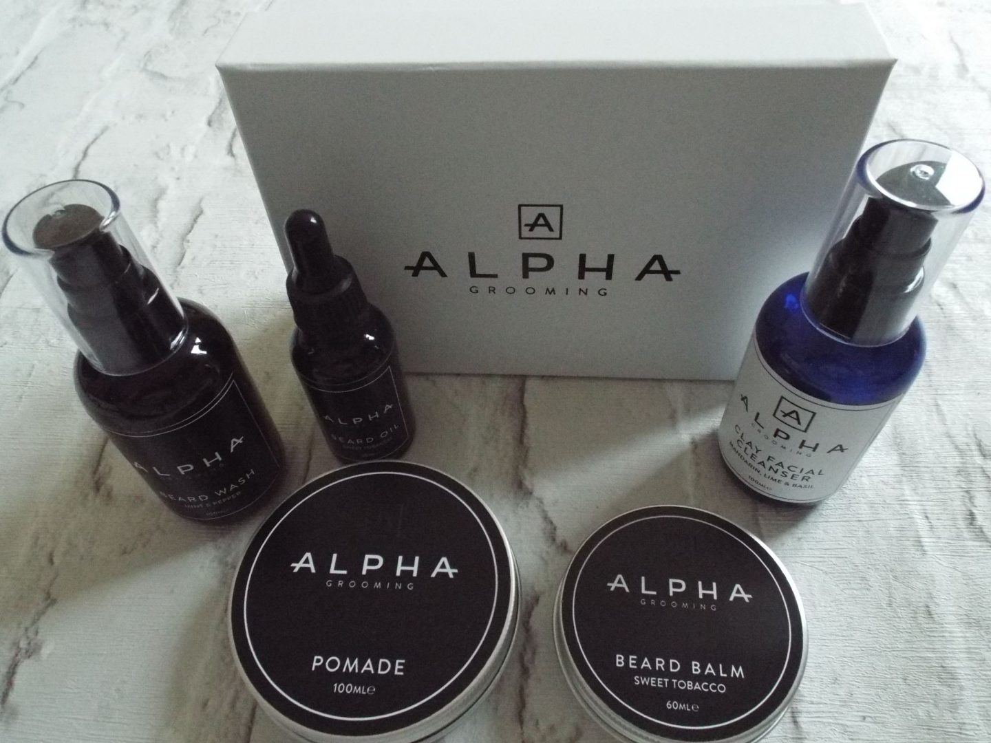 Alpha Grooming products
