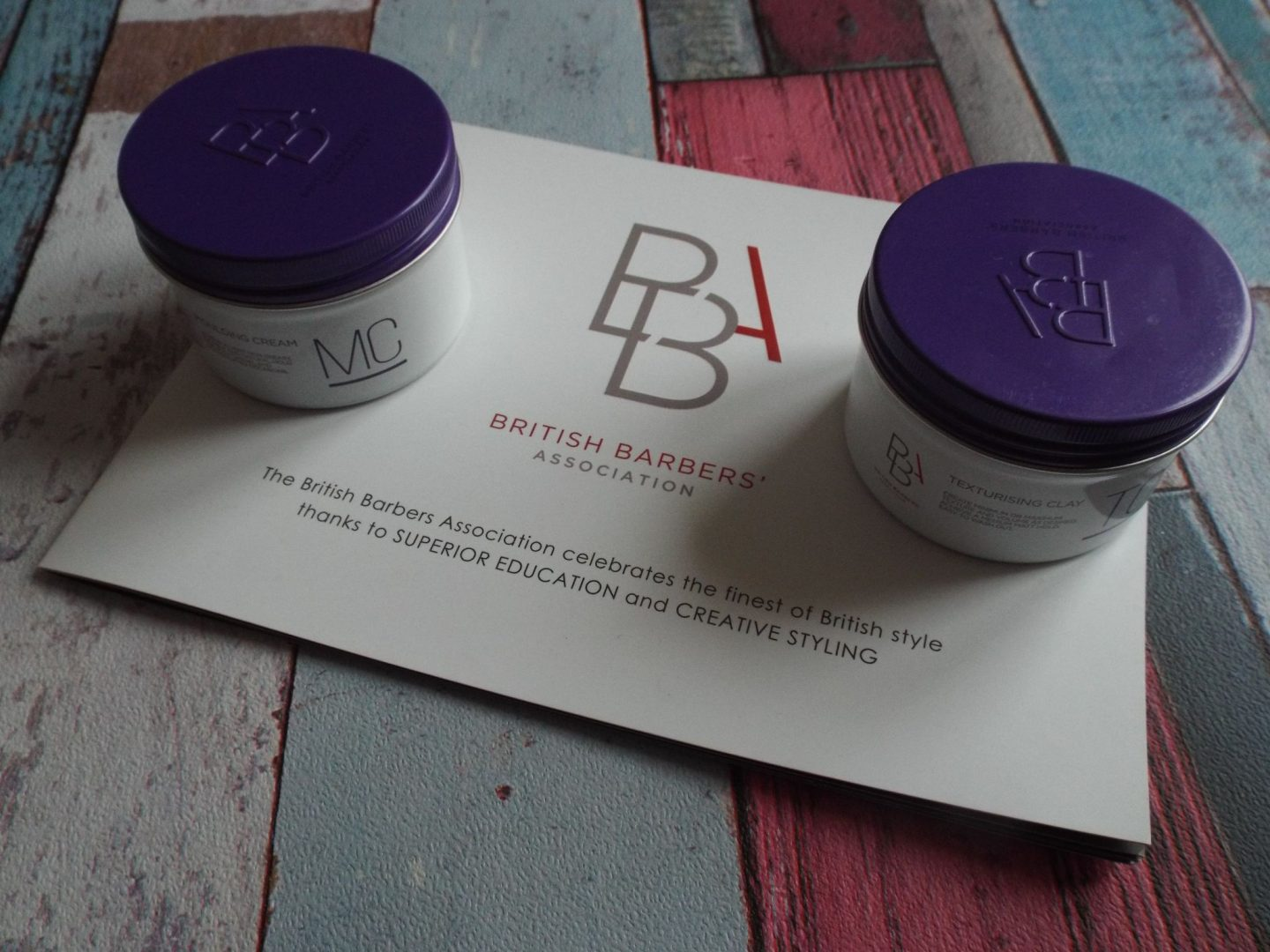 British Barbers Association Products Review