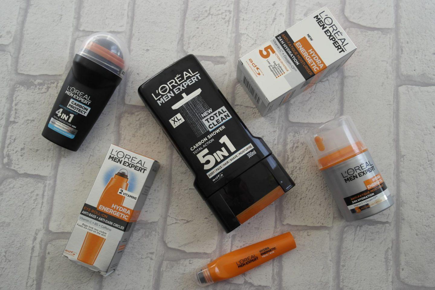L'Oreal Men Expert Products