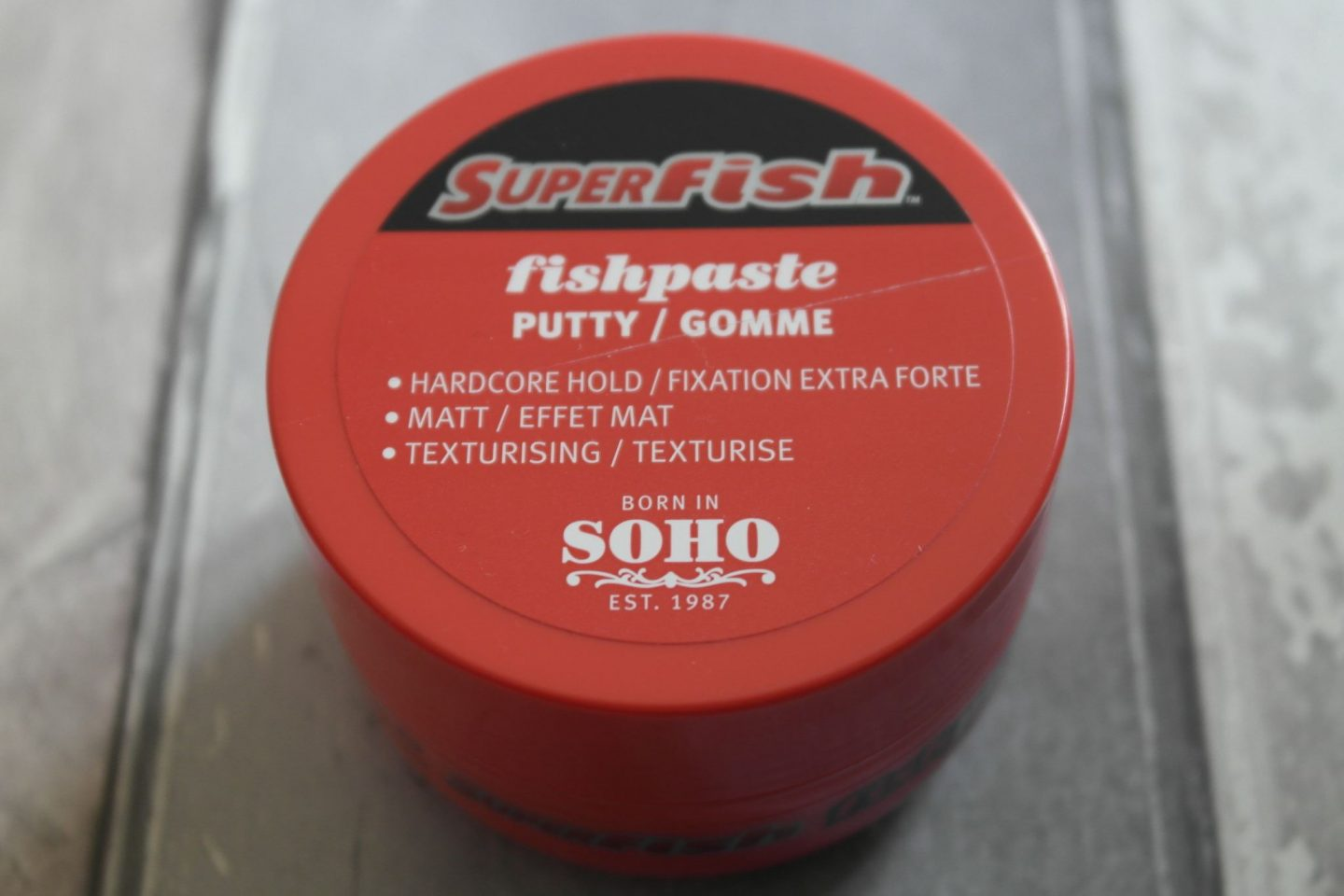 Fish SuperFish fish paste putty