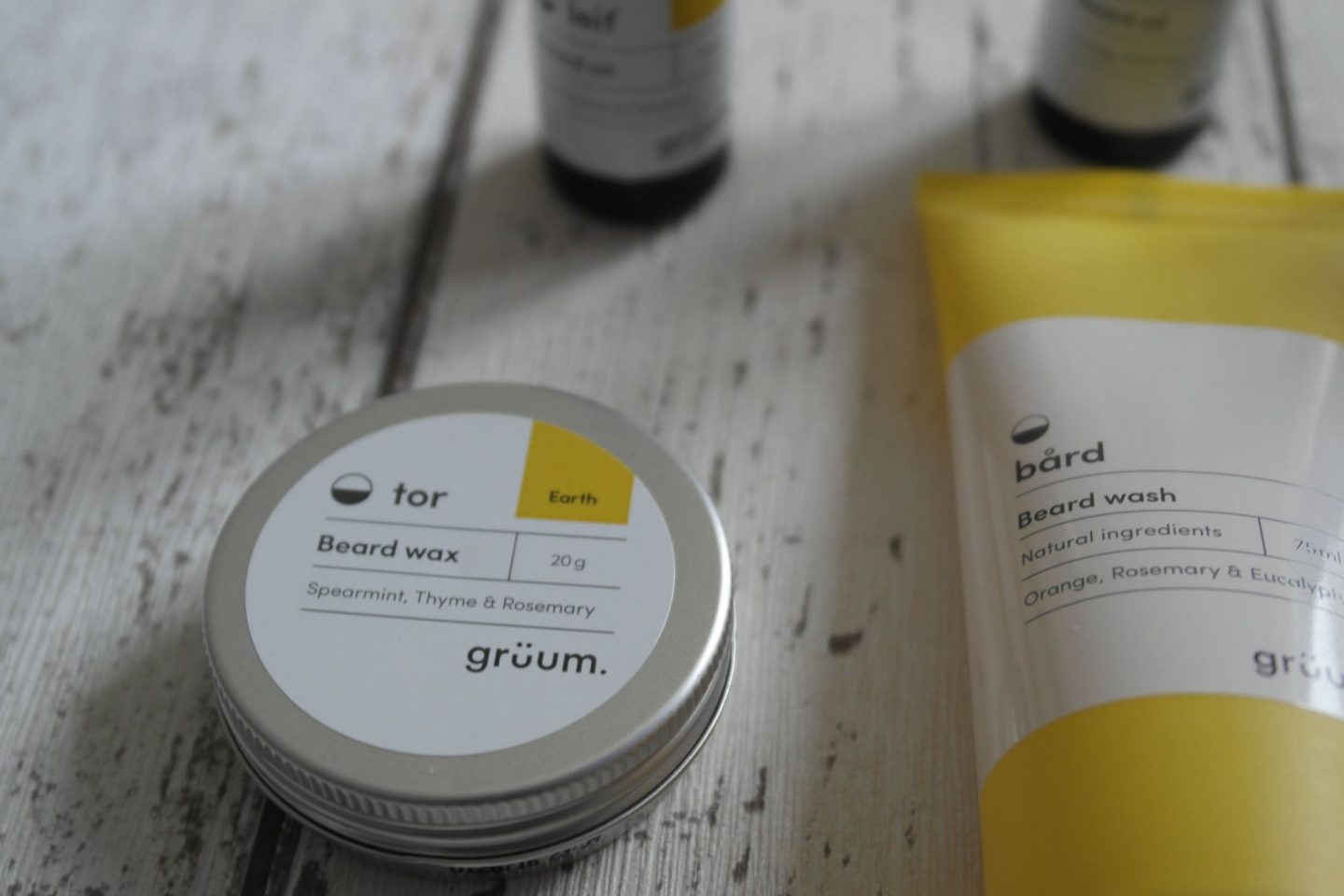 Gruum products