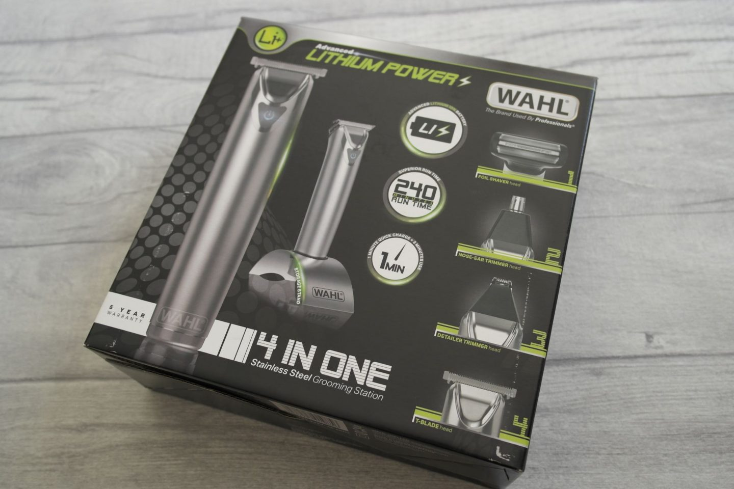 Wahl 4-in-1 Grooming Station