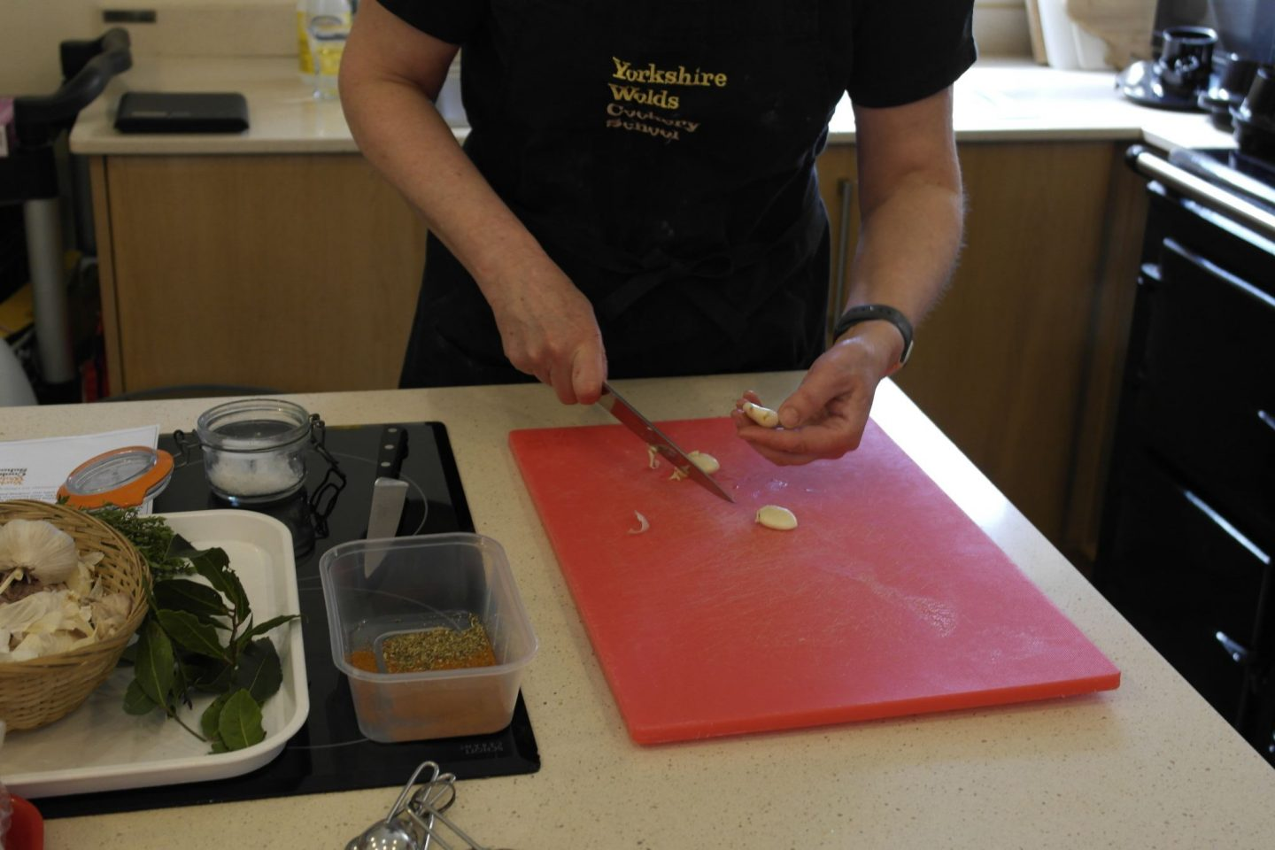Yorkshire Wolds Cookery School
