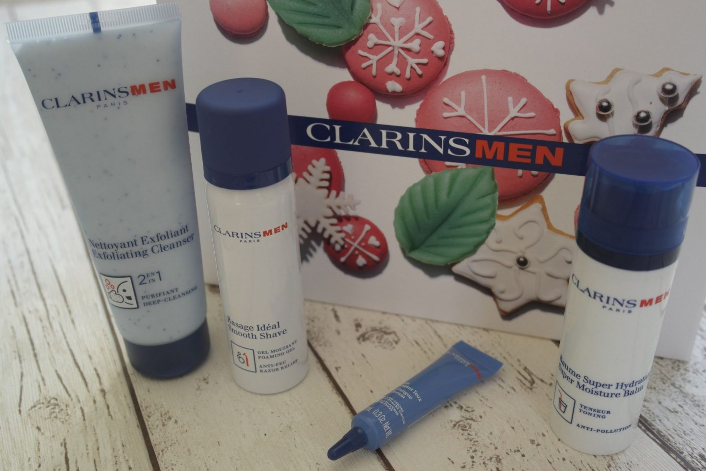 Clarins for Men Gift Set