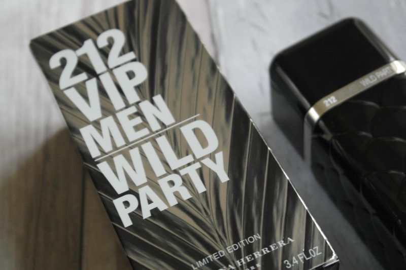 Carolina Herrera 212 Men VIP Wild Party