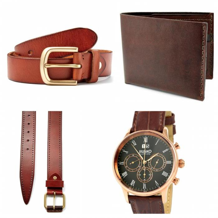 Essential Men's Fashion Accessories