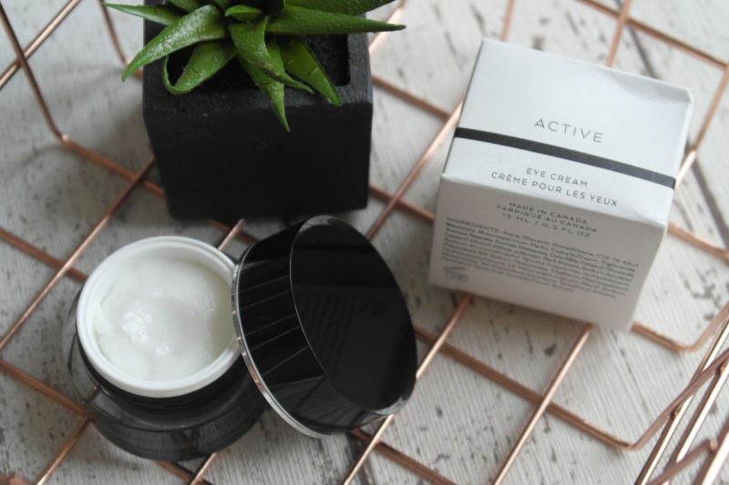 MMUK Active eye cream