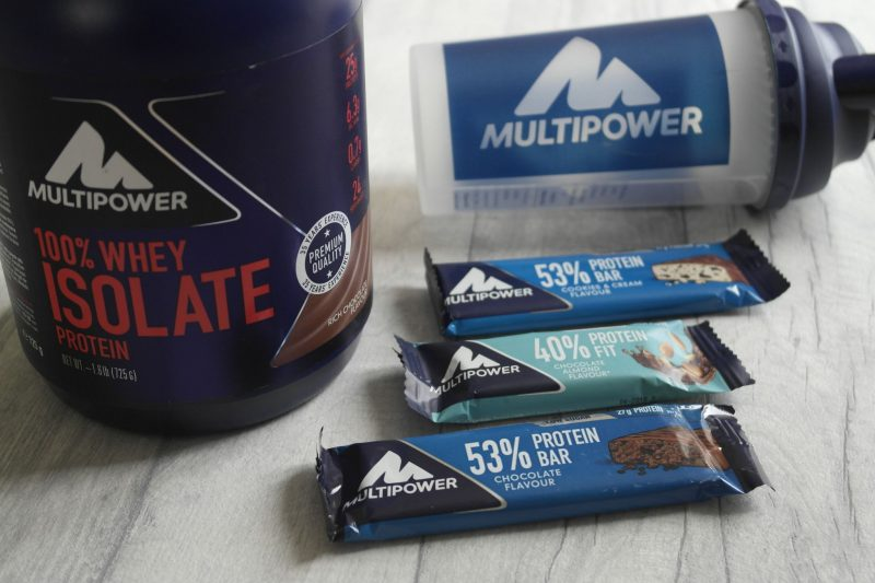 Multipower Whey Isolate Protein