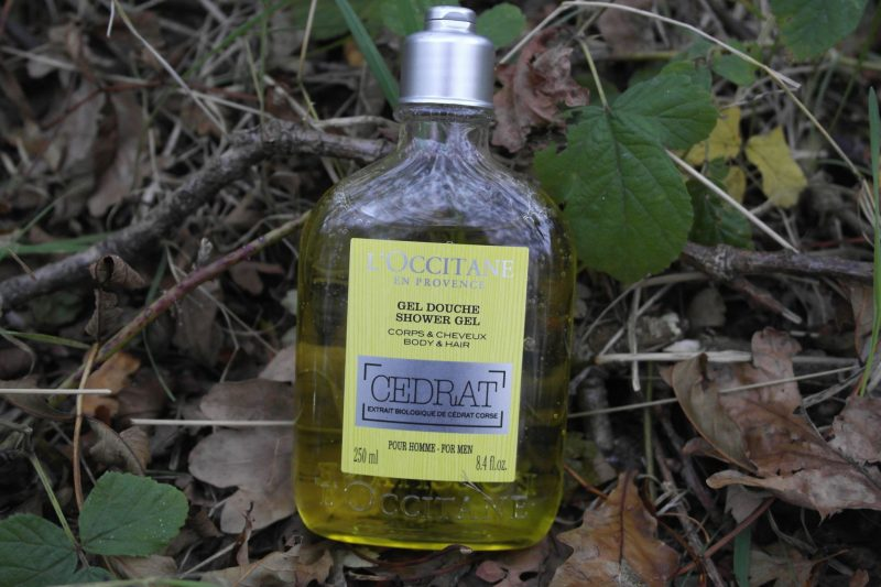 L'occitane cedat shower gel