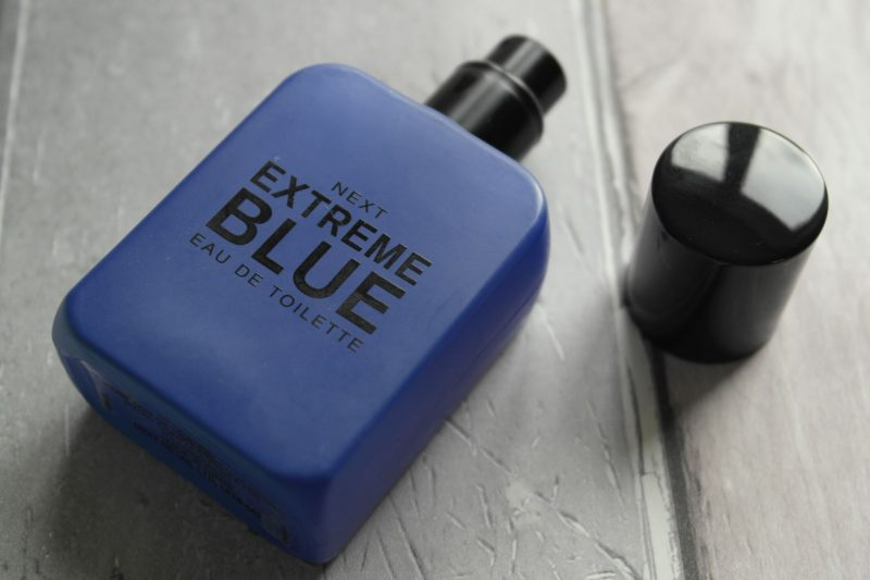 Next extreme blue eau de toilette
