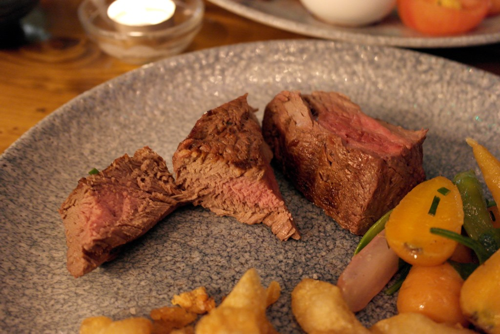 The Lost and Found, Leeds fillet steak