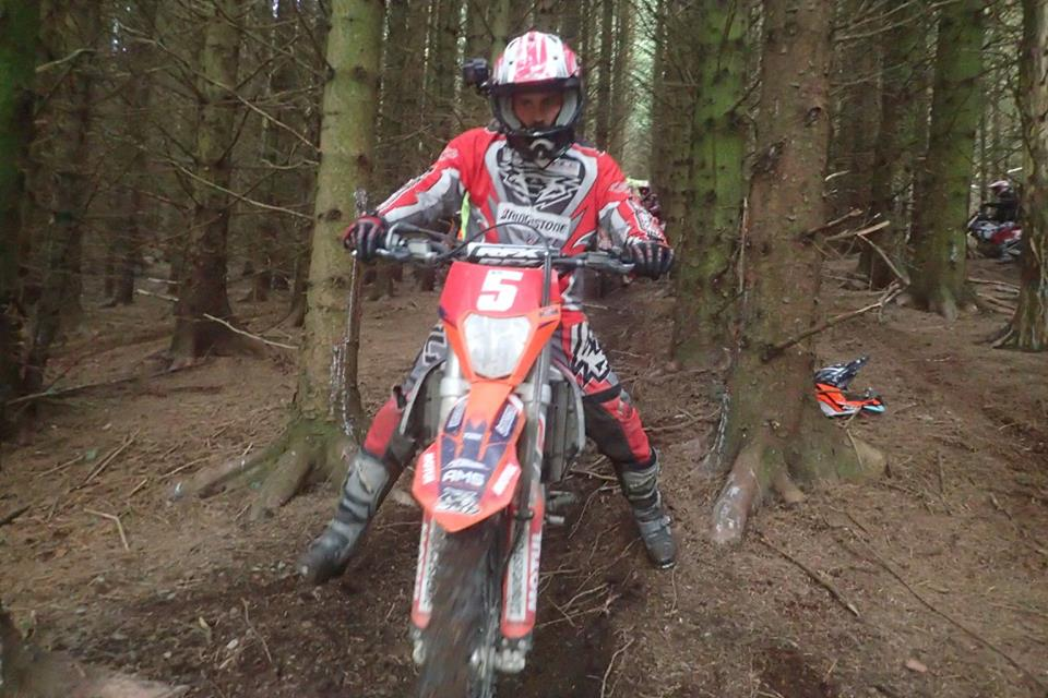 Mick extance ultimate off road day